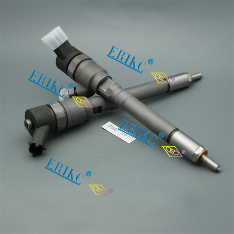 ERIKC Injector 0 445 110 101 Long warranty injector diesel 0445 110 101 and 33800-27010 injector assy Auto Parts Fuel Injector