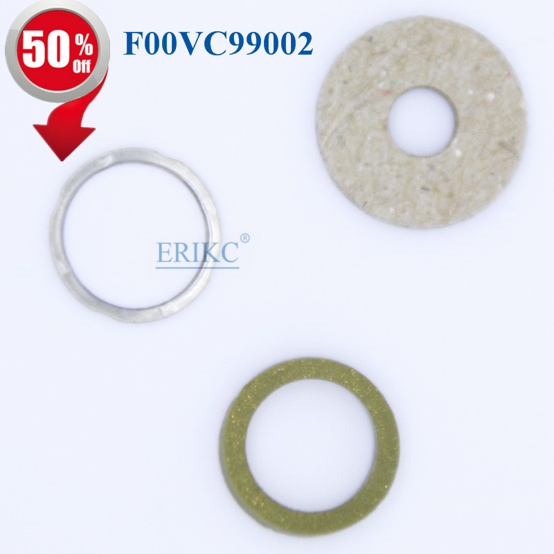 ERIKC Metallic Seal F 00V C99 002 Diesel Injection Pump Parts Repair Kits F00VC99002 Seal Kit Nozzle-Valve Kit GASKET RING
