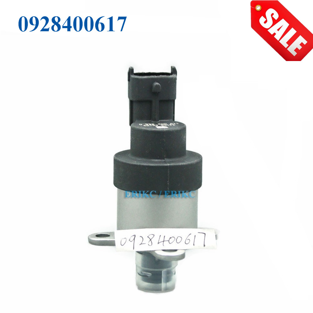 ERIKC Original Measure Unit 0928400617 Original Fuel Metering Valve 0 928 400 617 Pump High Pressure Regulator Metering Valve