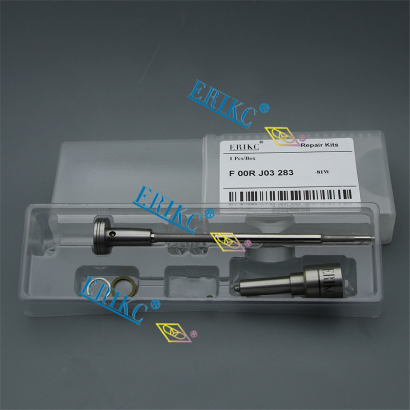 ERIKC F00RJ03283 CR Injector F OOR J03 283 Nozzle DLLA152P1819 Valve F00RJ01692 for 0445120170 Overhaul Repair Kits 0445120224