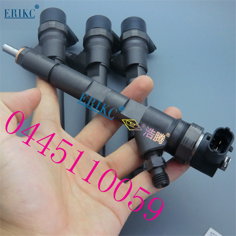 ERIKC Bosch 0445110059 diesel fuel injector 0 445 110 059 CR spare parts injection 0445 110 059(0986435149) for CHRYSLER VOYAGER