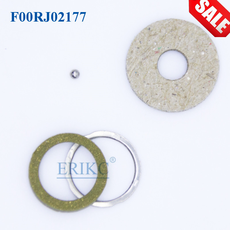 ERIKC CR Injector Repair Kit F00VC99002 Steel Ball F00VC05001 Diameter 1.34mm F00RJ02177 for Bosch Serie Auto Fuel Diesel Engine