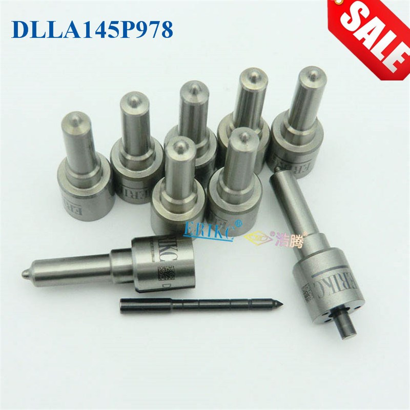 ERIKC CR Nozzle DLLA145P978 Oil Spray Nozzle Set Diesel DLLA 145 P 978 OEM 0433171641 Assy for Injector 0445110059 Spare Parts