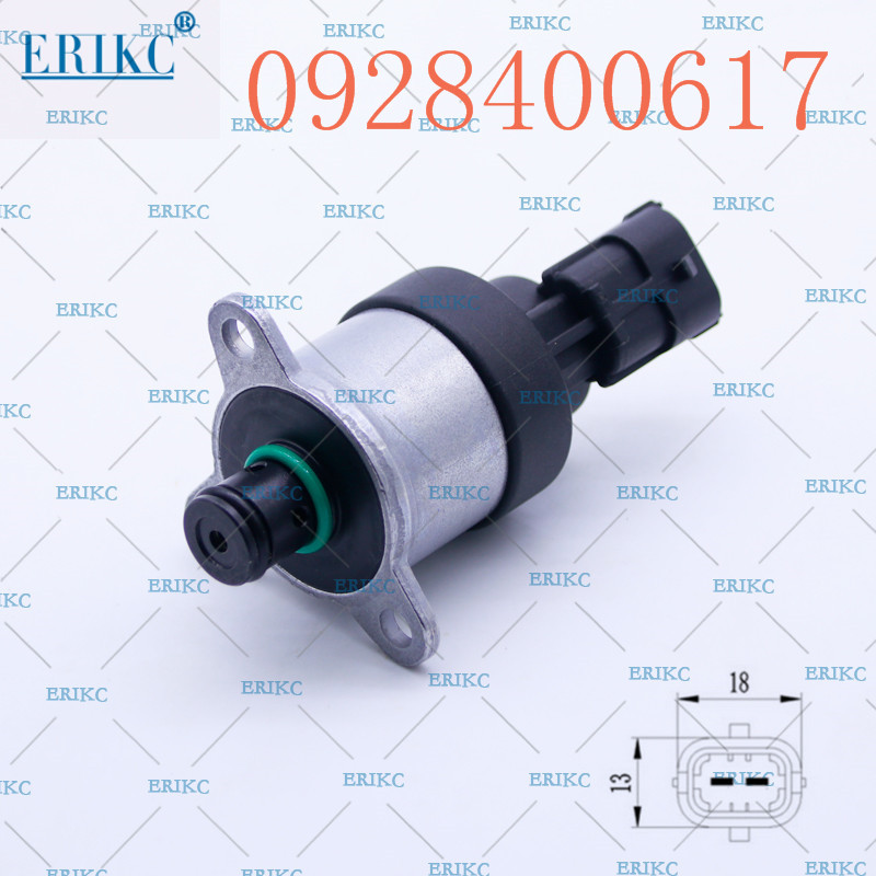 ERIKC SCV 0928400617 0928400627 0928400473 Common Rail Fuel Pump Pressure Regulator Control Metering Solenoid SCV Valve Unit