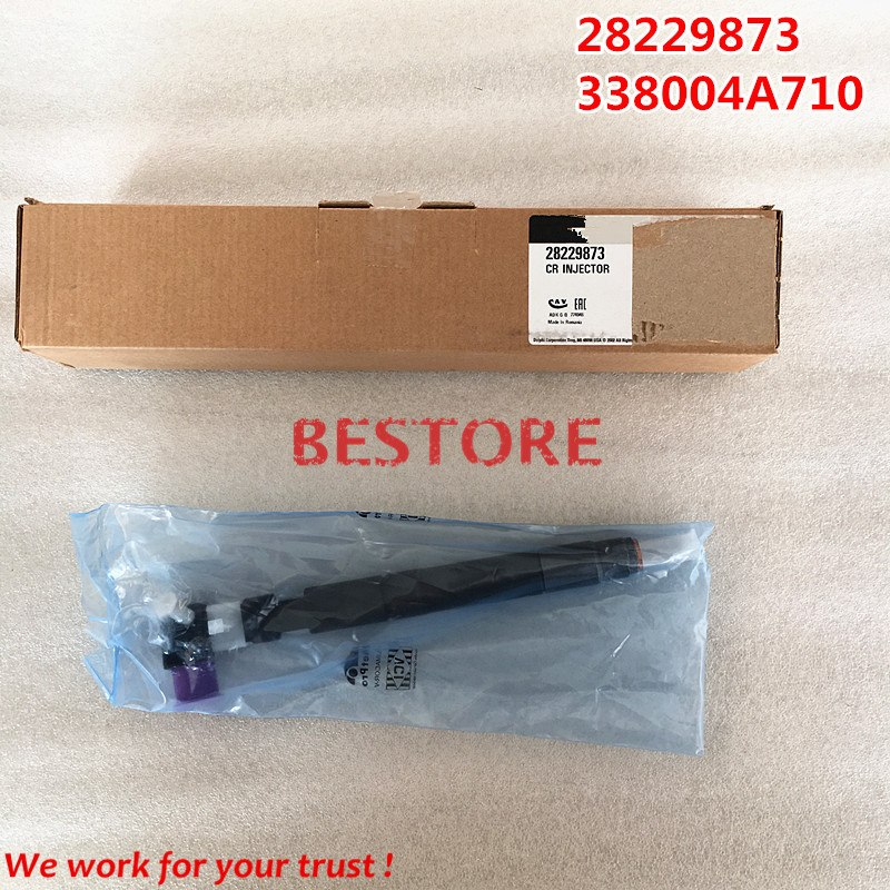 Genuine and New common rail injector 28229873 for 33800-4A710 ,338004A710 IN STOCK