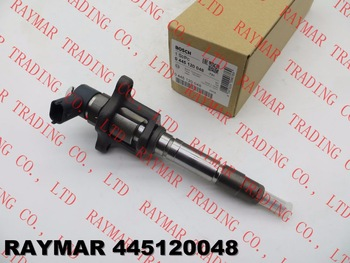 Genuine common rail fuel injector 0445120048 for MITSUBISHI FUSO 4M50 ME226718, ME222914