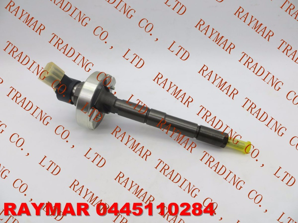 Genuine common rail fuel injector 0445110168, 0445110284 for NISSAN, RENAULT 16600-DB000,16600-DB002, 16600-MA70A