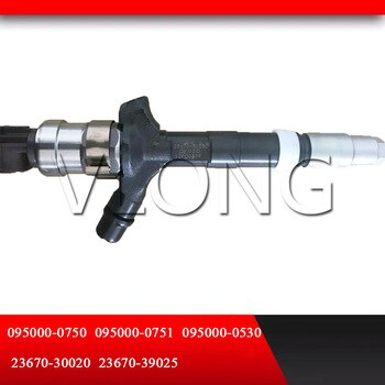 Common rail injector 095000-0750 095000-0751 095000-0530 9709500-075 injector assy