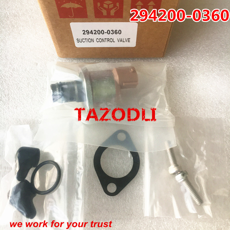 Good quality overhaul kits 294200-0360 294009-0250 for 1460A037, A6860-VM09A For D40 Suction