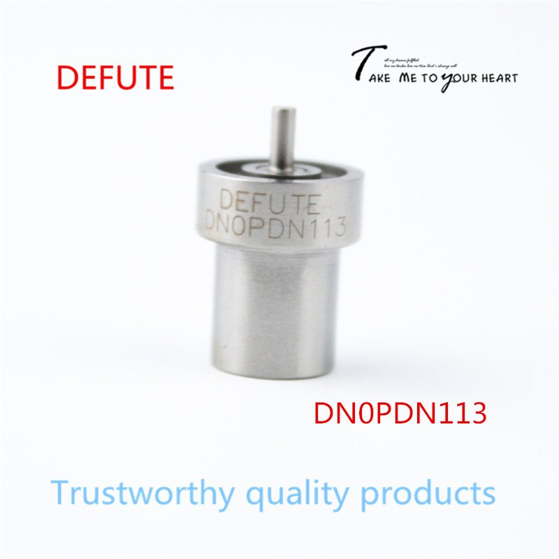 4Pieces/Lot Diesel Nozzle 105007-1130 DN0PDN113 105007 1130 for NISSAN-SD23 SD25 TD23 TD42 engine