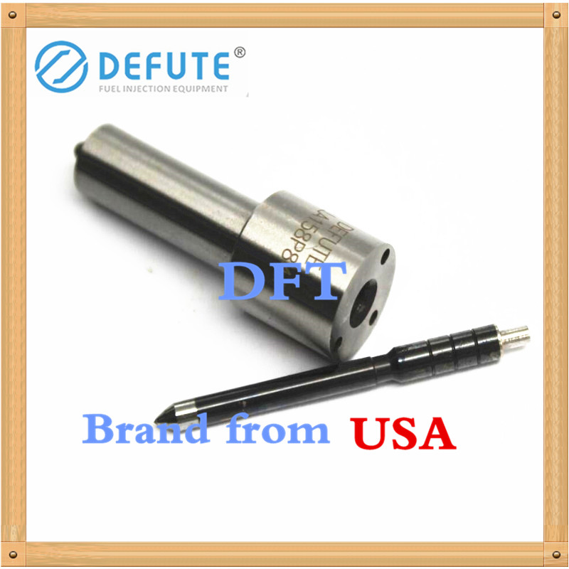 DEFUTE DLLA158P844 (093400-8440) nozzles diesel injector DLLA 158 P844 / DLLA158P844 for auto engine part injection 095000-5340
