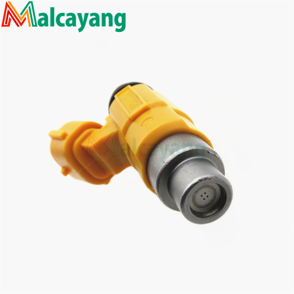 4PCS Good quality Fuel Injectors For Mitsubishi Galant MD319792 CDH275 For Yamaha outboards 150HP F200 F225 LF225 LF200