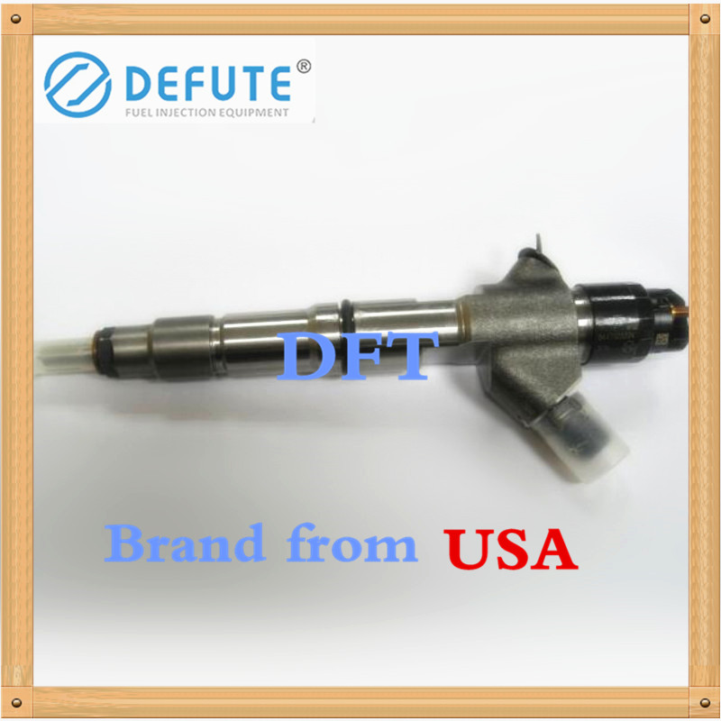 DEFUTE Engine Injector Assy 0445120224 CRIN Diesel Complete Injection Nozzle Set 0 445 120 224 for WEICHAI 612600080618