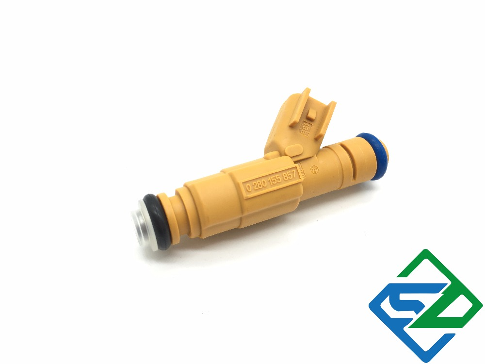 Fuel Injector Nozzle For Ford 4.6 Town Car Crown 0280150943 XW7E A5B good quality 0280155857 XW7E A5B