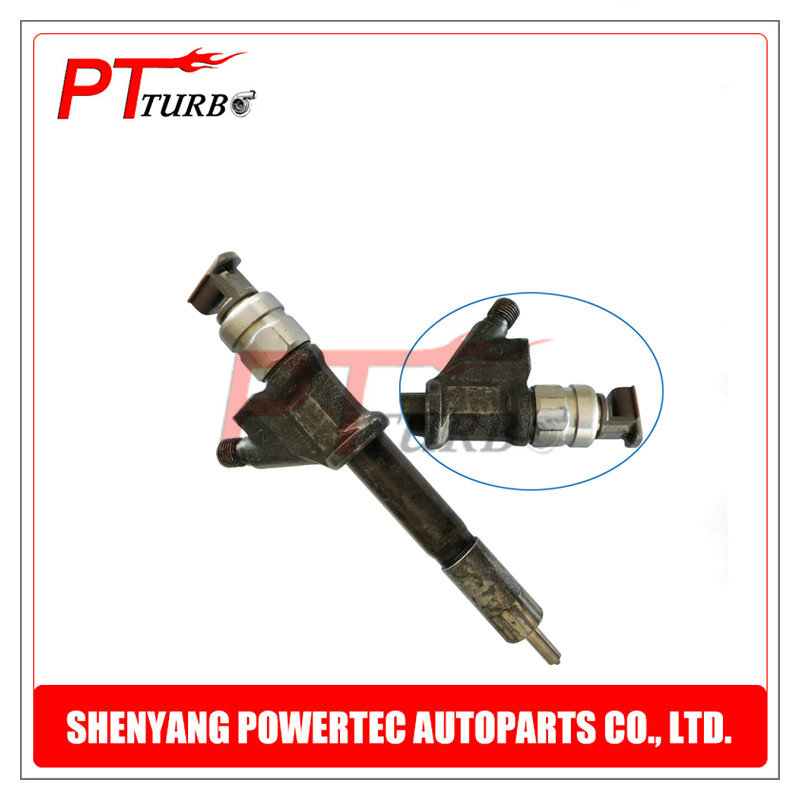 commom rail fuel injector assembly 095000-6790, 0950006790 (D28-001-801+C ) CRDI injector 095000 6790 For Shang-hai Diesel 6114