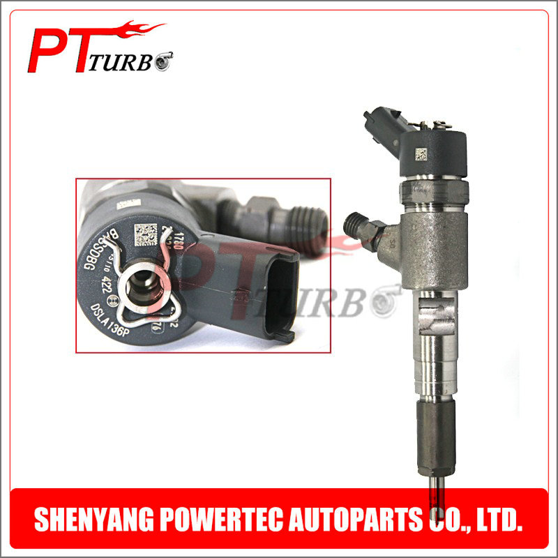 original brand 0445110422 common rail injector assembly 0 445 110 422 Fuel injektor F00VC05009 diesel engine injection