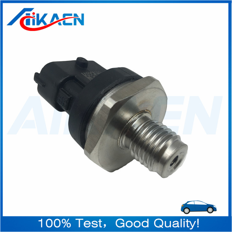 1800 Bar Fuel Rail High Pressure Sensor Common Injection 0281006112 0281006325 0281002846 0281002937 For Cummins IVECO DAF MAN
