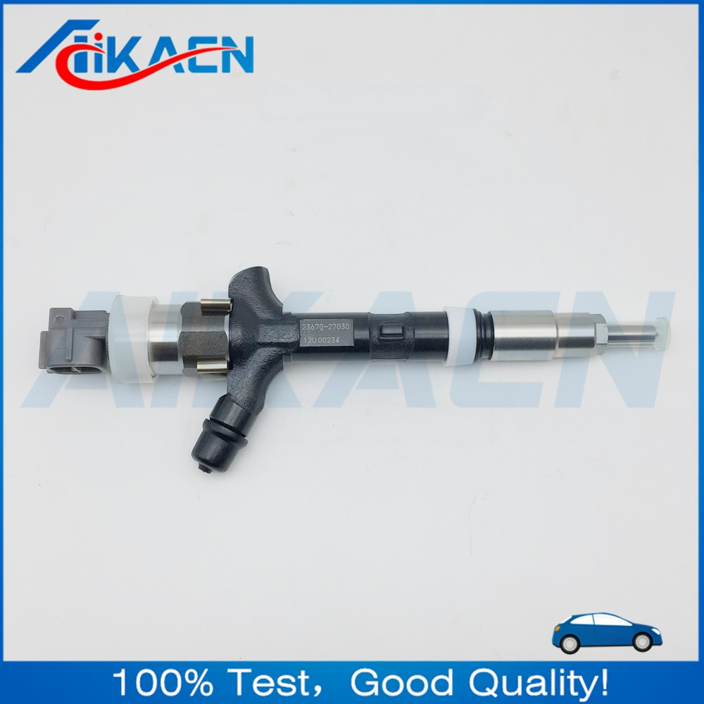 23670-27030 original and high quality common rail Injector For Avensis fuel injector 095000-057# 095000-0570 095000-0571