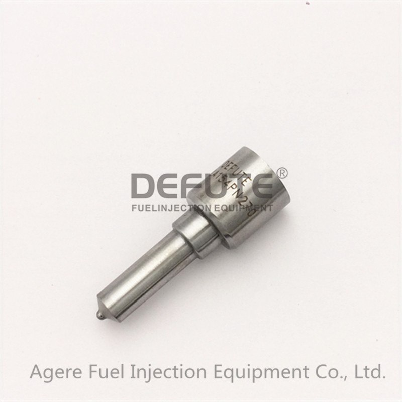 DLLA154PN270 Diesel nozzle 105017-2700 small hole flat tip for 4JA1L