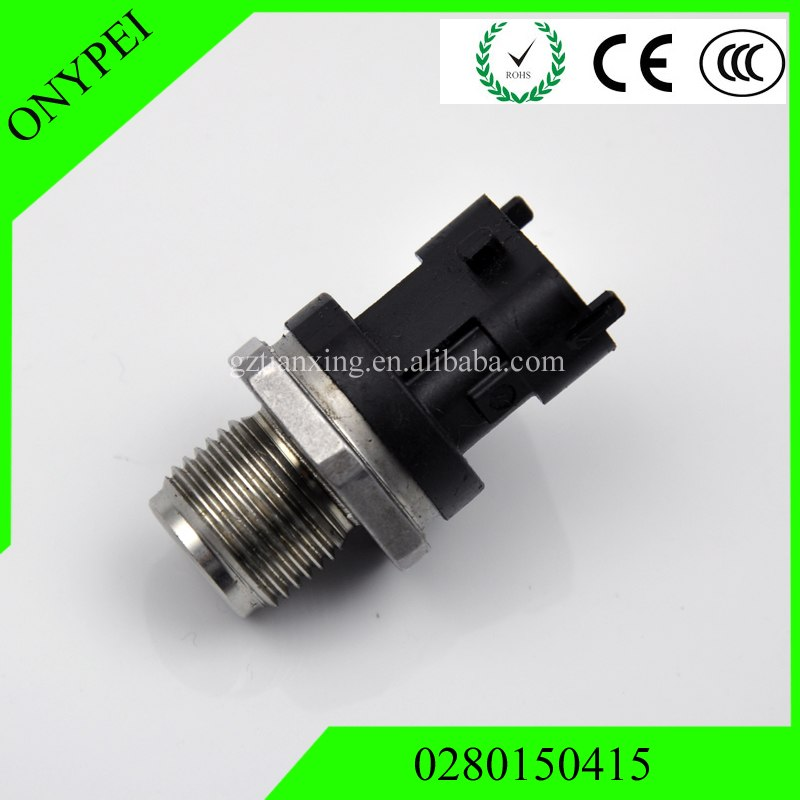 0281006018 WE01-13-GC0 1800 Bar Fuel Rail Pressure Sensor For Ford Ranger Mazda BT50 2.5 3.0