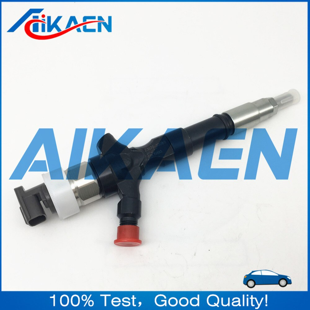 GENUINE AND BRAND NEW DIESEL FUEL INJECTOR 23670-30080 95000-7731, 095000-5890, 23670-30320, 23670-30210, 23670-30180