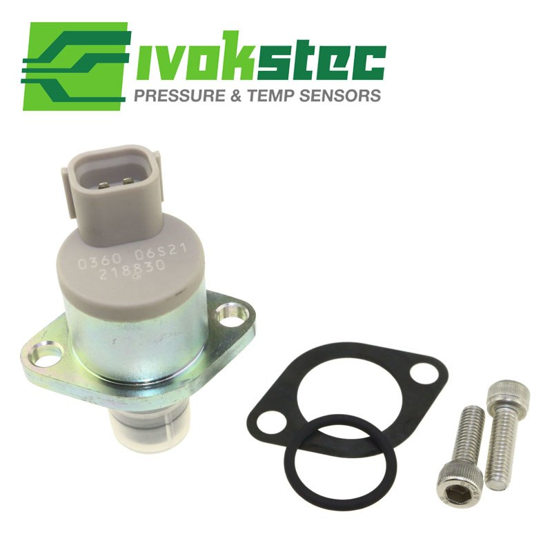 Engine Parts Fuel Injector Pump Metering Solenoid Valve For Isuzu Rodeo D-Max 3.0L Diesel Suction Control Valve Kit 294200-0360