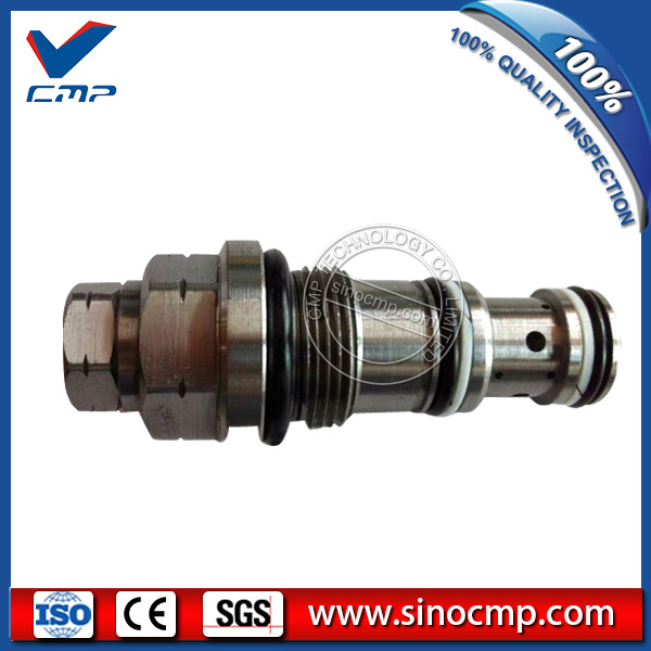 PC200-6 PC220-6 Excavator Main Valve 723-40-56100, Valve Assembly komatsu parts
