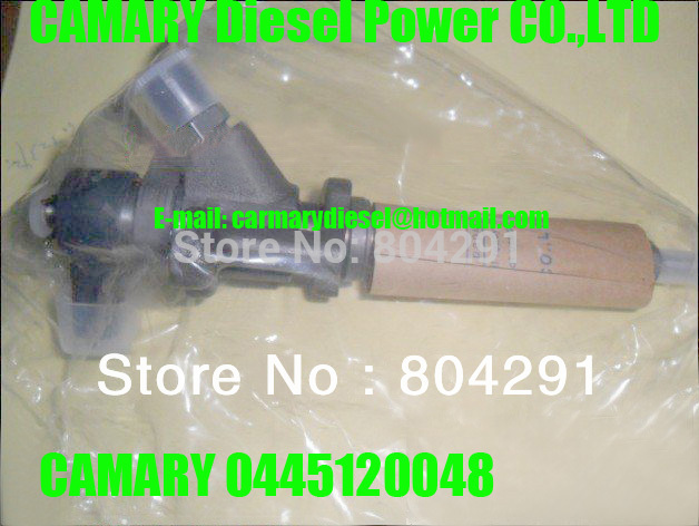 Original common rail injector 0445120048 for 4M50 ME222914