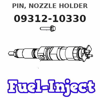 09312-10330 PIN, NOZZLE HOLDER