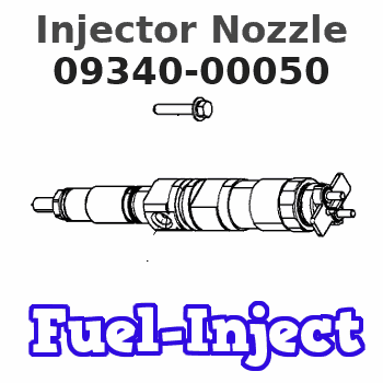 09340-00050 Injector Nozzle
