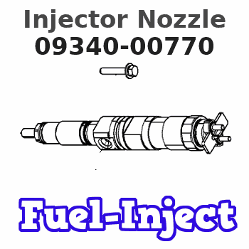 09340-00770 Injector Nozzle