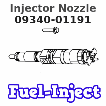 09340-01191 Injector Nozzle