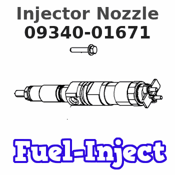 09340-01671 Injector Nozzle
