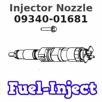 09340-01681 Injector Nozzle