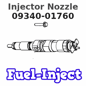 09340-01760 Injector Nozzle