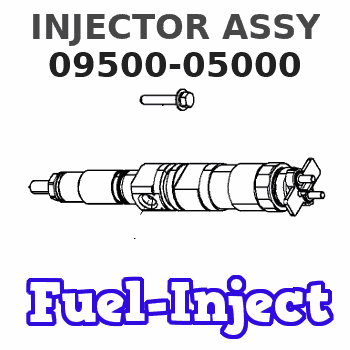 09500-05000 INJECTOR ASSY