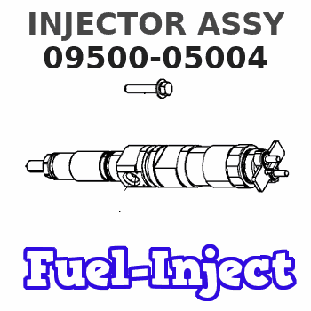 09500-05004 INJECTOR ASSY