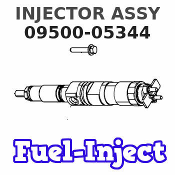 09500-05344 INJECTOR ASSY