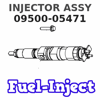 OEM Fuel Injector 4HK1 FOR Denso Isuzu NPR NPR-HD Diesel 2001-2007 095000-5471
