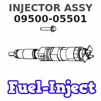 09500-05501 INJECTOR ASSY
