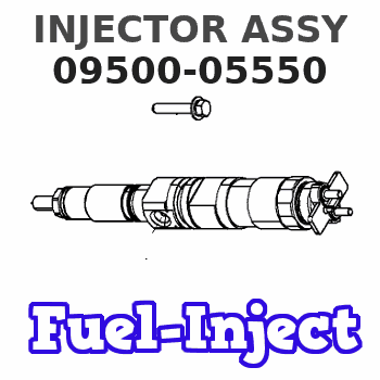 09500-05550 INJECTOR ASSY