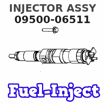 09500-06511 INJECTOR ASSY