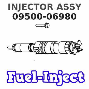 09500-06980 INJECTOR ASSY