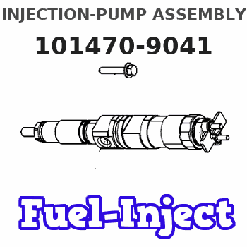 101470-9041 INJECTION-PUMP ASSEMBLY