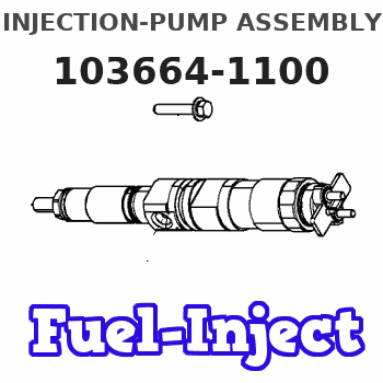 103664-1100 INJECTION-PUMP ASSEMBLY