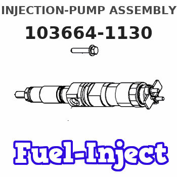 103664-1130 INJECTION-PUMP ASSEMBLY
