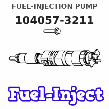 104057-3211 FUEL-INJECTION PUMP