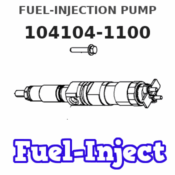 104104-1100 FUEL-INJECTION PUMP