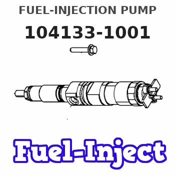 104133-1001 FUEL-INJECTION PUMP