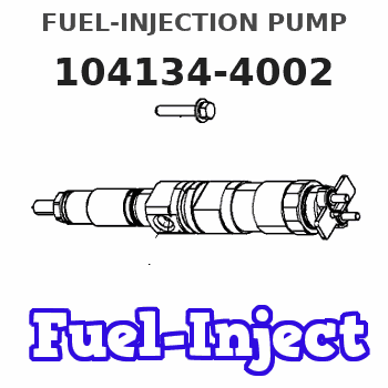 104134-4002 FUEL-INJECTION PUMP